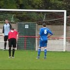 October 2011 - Two Teversal FC Penalties Against Hallam FC