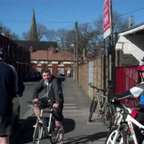 AUFC Sponsored Walk and Cycle Build Up!