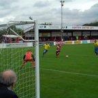 Ashton United 2-1 Nantwich Town - Evo-Stik NPL 27/08/12