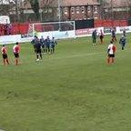 Ashton United 2-2 Hednesford Town - Evo-Stik NPL 09/02/13