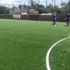 3 TOUCH PASSING AND RECEIVING  ARRIVAL PRACTICE