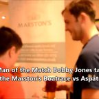Marston's Boatrace vs Aspatria