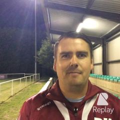 Harefield United Replay Interview 18/08/15