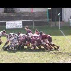 The Vault: Swansea Uni 1st XV vs UWIC 1st XV
