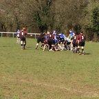 U15's at Rochford 6 March 2016