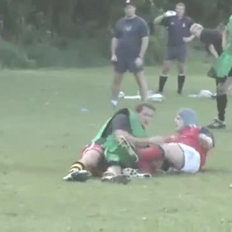 Tackling Technique