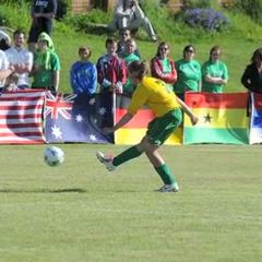 Skem Athletic National Girls Tournament 2012