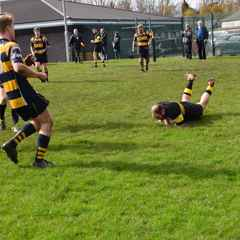 Both Trinity Tries, Trinity 12 v  48 Porty 17-04-2016