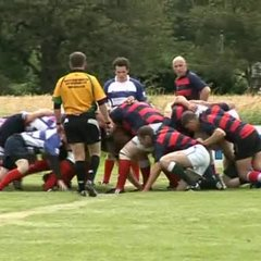 Earlston v Harry's Hurricanes Charity Game 11.8.12