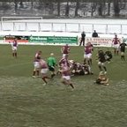 GALA v MELROSE IN PREMIERSHIP - RUGBY HIGHLIGHTS 23.3.13
