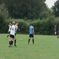 Highlights of KPFC ressies 3 vs 3 Rushmere and Diamonds Andy Herrington with a well taken brace