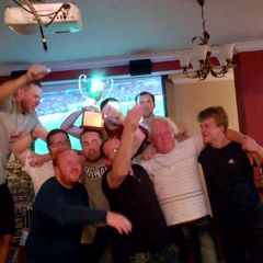 2015 Sunday Cup Win Celebrations