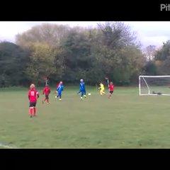 Sportsco Harriers 0 vs 2 Redditch United Juniors U10s (SP)