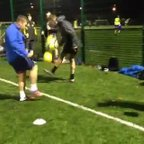 Keepy Uppie Competition 1