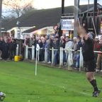 Lydney away - Dings 4th try