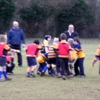 U10s at Basingstoke  16 Jan 2011