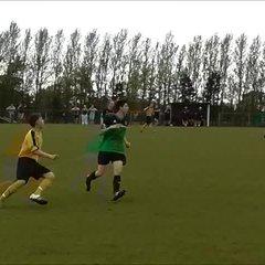 Egerton FC U18's v Bolton Wyresdale U18's 8May16
