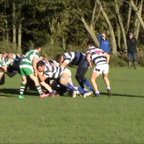 Raiders scrum Vs Billingham