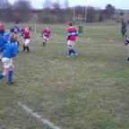 Try!  Under 11's v Gateshead - 3 Mar 2013