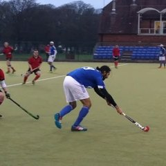 Short clip from ELHC vs Aylesbury HC