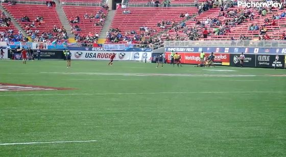 Player 3 scores for USA Select 7s