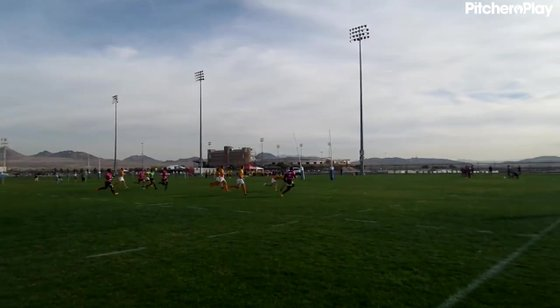 07:04 - USA Falcons Player 7 Try