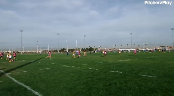 43:54 - USA Falcons Player 5 Try