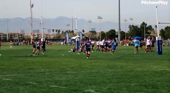 14:00 +00:24 - Chile Player 11 Try