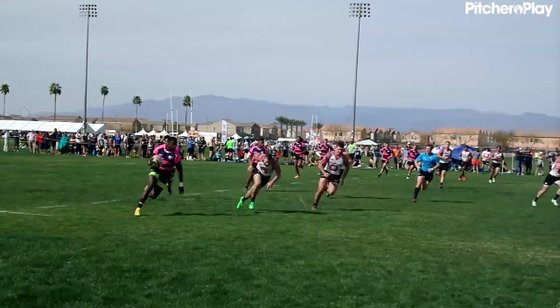14:00 +00:45 - Player Seven Try