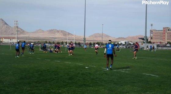 12:23 - Daveta Fiji Unknown Player Try
