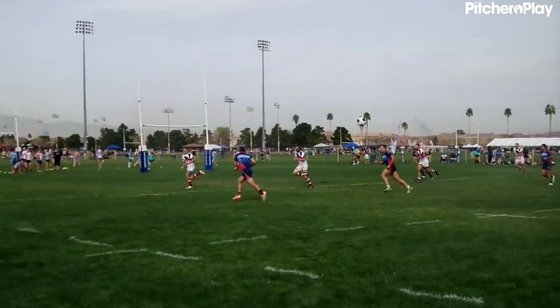 41:17 - Stars Rugby 1 Unknown Player Try