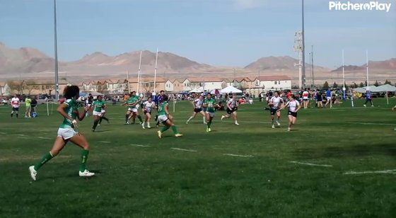 12:57 - Brazil Womens Elite Player 5 Try