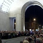 The Menin Gate 'Last Post' Ceremony 5th Oct 2013