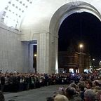The Menin Gate 'Last Post' Ceremony 5th Oct 2013