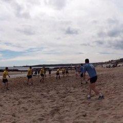 Beach rugby 23-07-2016