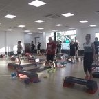 CALFC pre-season training at Pure Gym Stafford