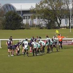 Attacking Forward Play v Suffolk
