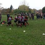 U11s vs Camp Hill Nov 2013 Dan W try