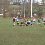 Elliot Brooks Try v Veseyans  (A) 28/03/14