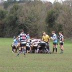 Gareth Bladen 2nd Try v Veseyans  (A) 28/03/14