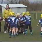 Castleford Panthers Under 8's  3rd March 2002