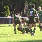 Scott Gledhill try St Joes U17s v Thornhill