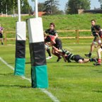 Old Brods Junior Colts away to York 9th Sept 2012
