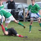 Old Brods U17s away to Wharfedale 04.11.12.