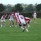 Almost a score v Somerset Vikings