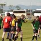 HRFC 1st try in shield final