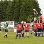 HRFC v Kircaldy shield final u15 lineout steal
