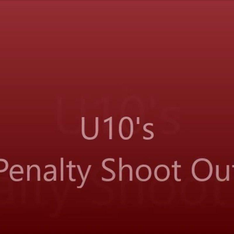 U10 1st Penalty