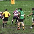 Liam Hemming - 1st try vs Shelford