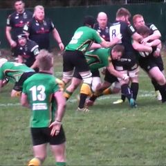 Ian Burch - Try 1 vs Dings Crusaders